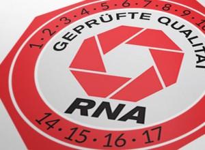 sello calidad RNA