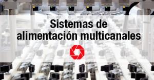 sistemas de alimentacion multicanal