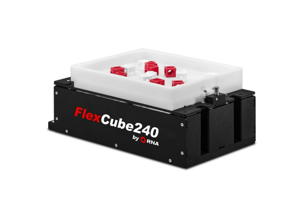 Serie Fluxcube