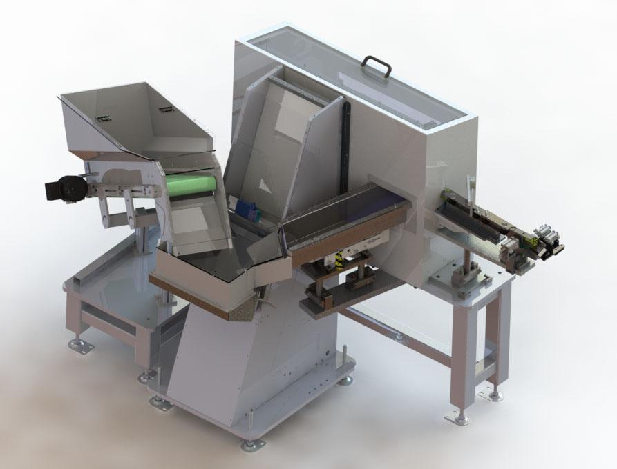 Sistema alimentación integrado