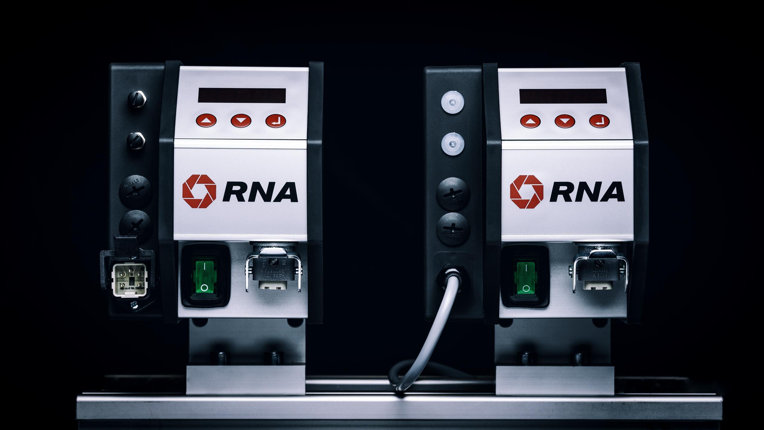 Cajas de control y gestion RNA Vibrant